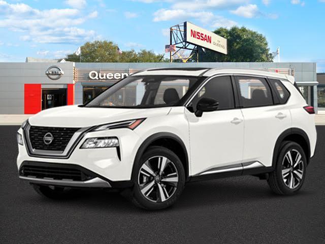2021 Nissan Rogue SL [8]