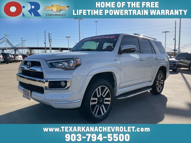 2017 Toyota 4Runner Limited [5]