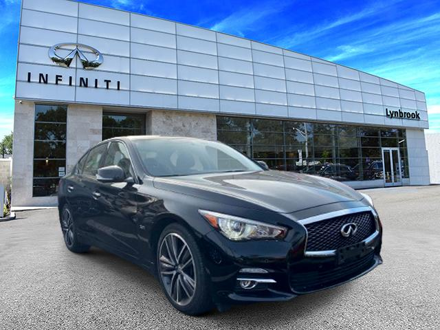 2017 INFINITI Q50 3.0t Premium 3.0T PP- TECH – DRIVER ASSIST – 19 ' RIMS [16]