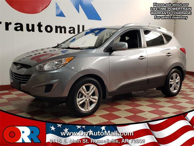 2011 Hyundai Tucson GLS [14]