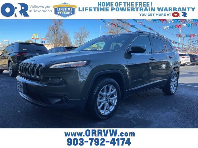 2018 Jeep Cherokee Latitude Plus [13]