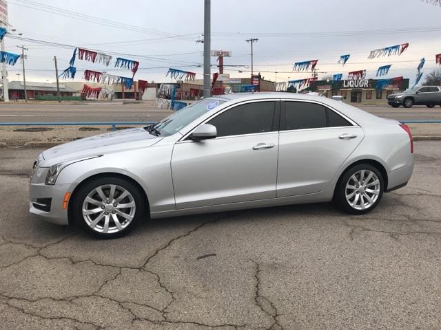 2018 Cadillac Ats Sedan RWD [10]