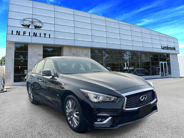 2018 INFINITI Q50 3.0t LUXE  LUXE - ESSENTIAL - PRO ASSIST [13]