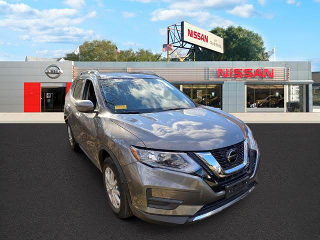2020 Nissan Rogue AWD S [0]