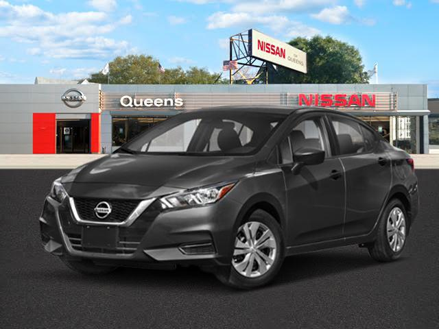 2021 Nissan Versa S [2]