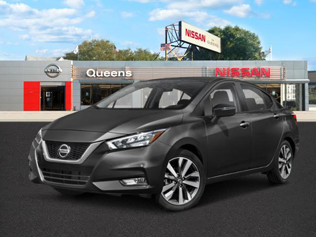 2021 Nissan Versa SR [9]