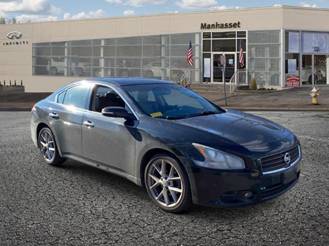 2011 Nissan Maxima 3.5 SV w/Sport Pkg [0]