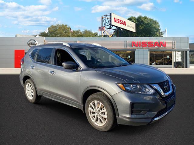 2020 Nissan Rogue AWD S [7]