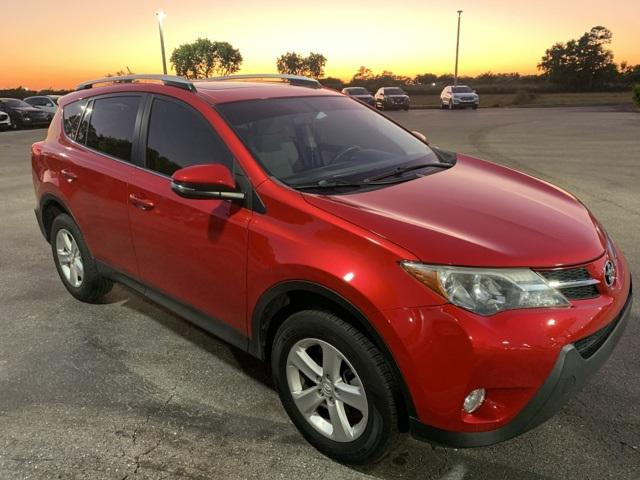 2014 Toyota RAV4 XLE for sale in Fort Myers, FL