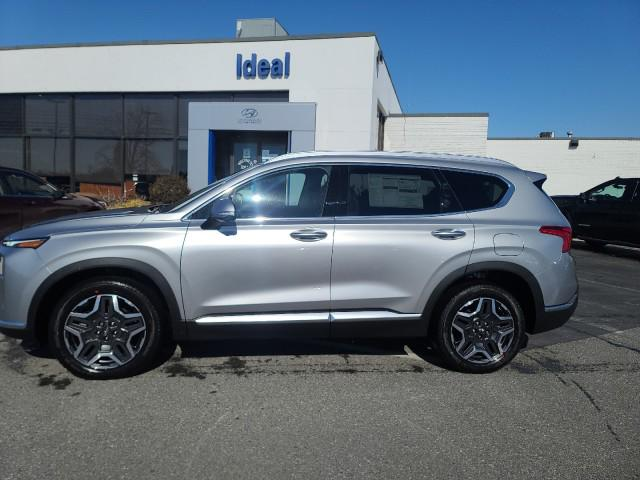 2021 Hyundai Santa Fe Limited for sale in Frederick, MD
