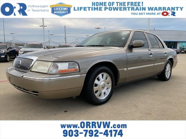 2003 Mercury Grand Marquis LS [1]