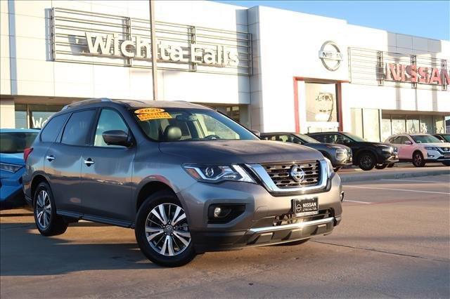 2020 Nissan Pathfinder SL [0]