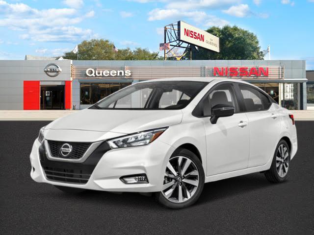 2021 Nissan Versa SR [10]