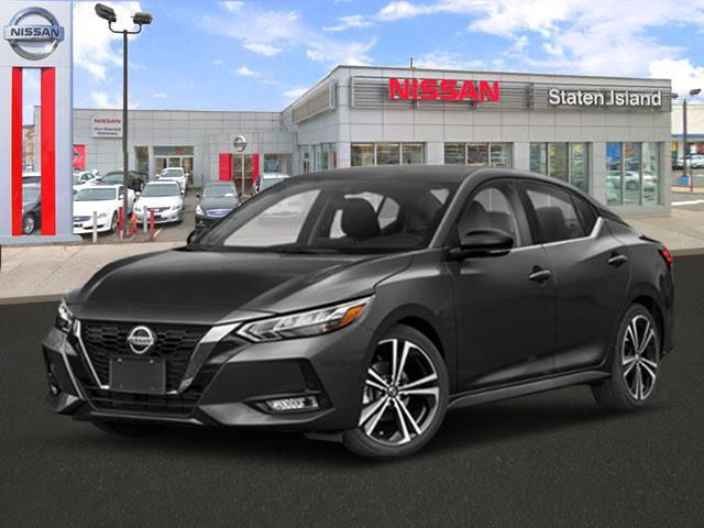 2021 Nissan Sentra SR [8]