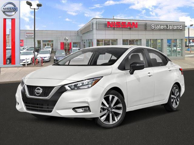 2021 Nissan Versa SR [1]