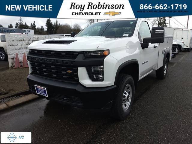2020 Chevrolet Silverado 3500HD Work Truck for sale in Marysville, WA