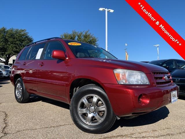2005 Toyota Highlander Limited [1]