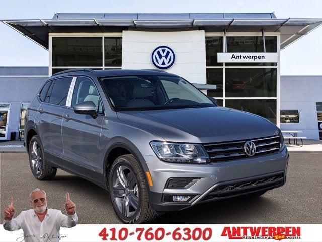 2021 Volkswagen Tiguan SEL for sale in Pasadena, MD
