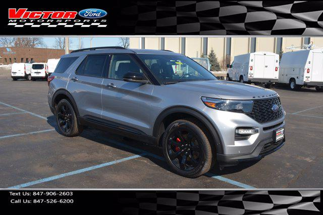 2021 Ford Explorer ST for sale in Wauconda, IL