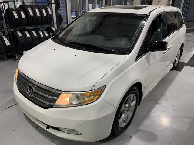 2011 Honda Odyssey Touring [15]
