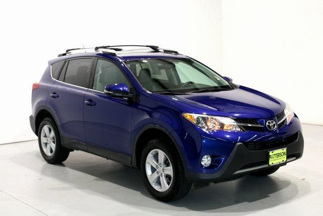2014 Toyota Rav4 XLE [7]