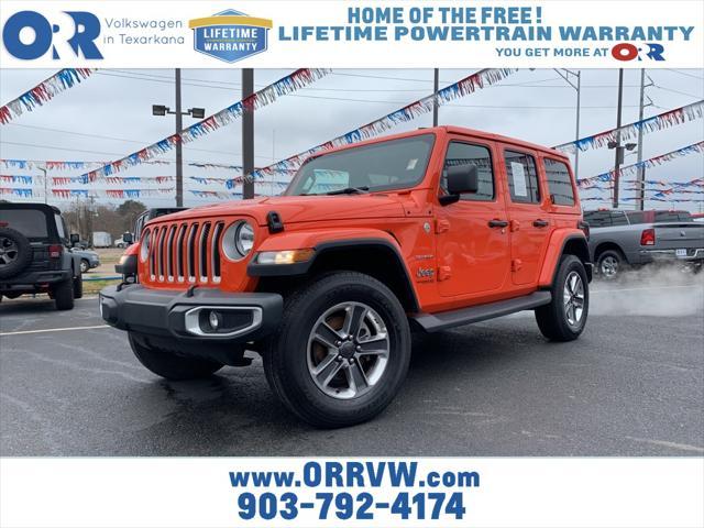 2020 Jeep Wrangler Unlimited Sahara [1]
