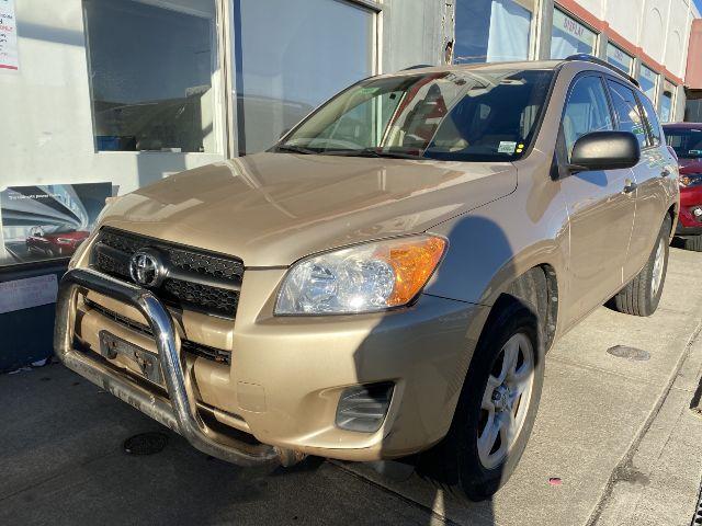 2010 Toyota Rav4 4WD 4dr 4-cyl 4-Spd AT (Natl) [0]