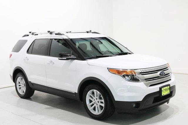 2014 Ford Explorer XLT [9]