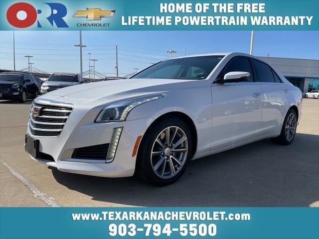 2017 Cadillac Cts Sedan Luxury RWD [12]