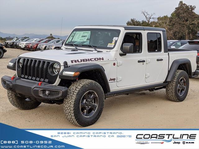 2021 Jeep Gladiator Rubicon for sale in San Juan Capistrano, CA