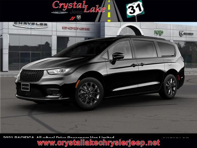 2021 Chrysler Pacifica Limited for sale in Crystal Lake, IL