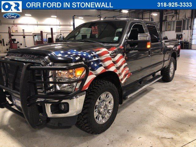 2015 Ford Super Duty F-250 Srw Lariat/Platinum/King Ranch/XLT/XL [5]