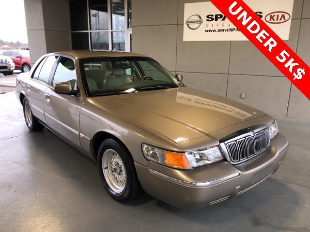 2001 Mercury Grand Marquis LS [2]