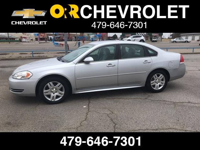 2016 Chevrolet Impala Limited LT [0]