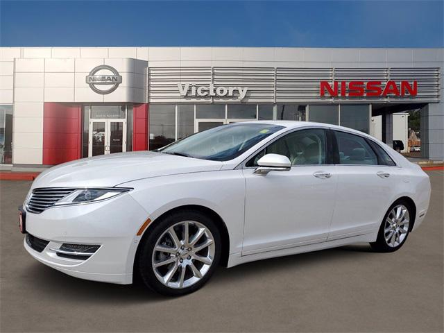 2015 Lincoln Mkz 4dr Sdn AWD [0]