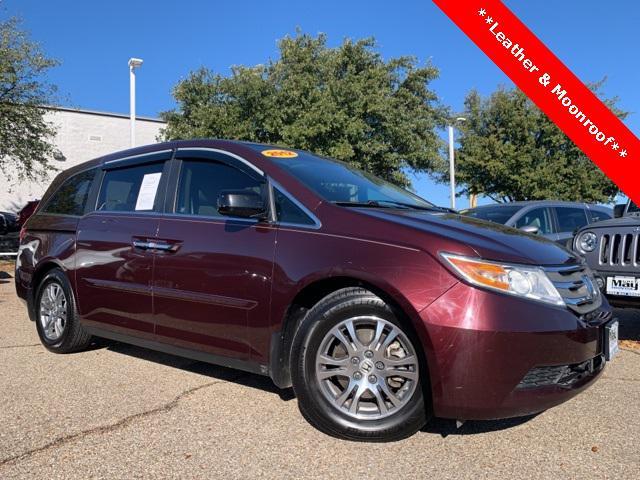 2012 Honda Odyssey EX-L [8]