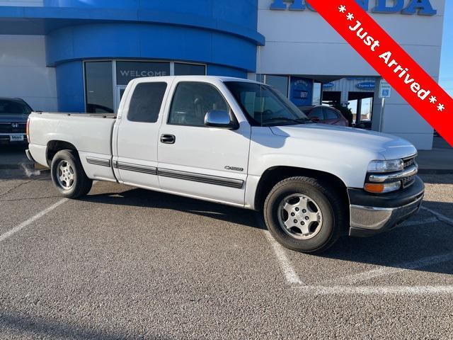 1999 Chevrolet Silverado 1500 LS [0]