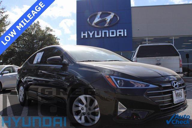 2020 Hyundai Elantra SE [9]