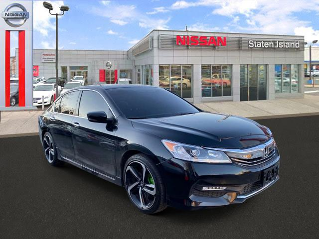 2017 Honda Accord Sedan Sport [1]