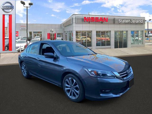 2015 Honda Accord Sedan Sport [3]