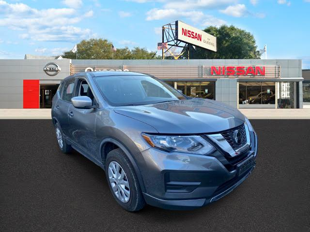 2018 Nissan Rogue AWD S [15]