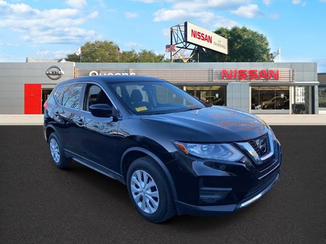 2017 Nissan Rogue AWD S [3]