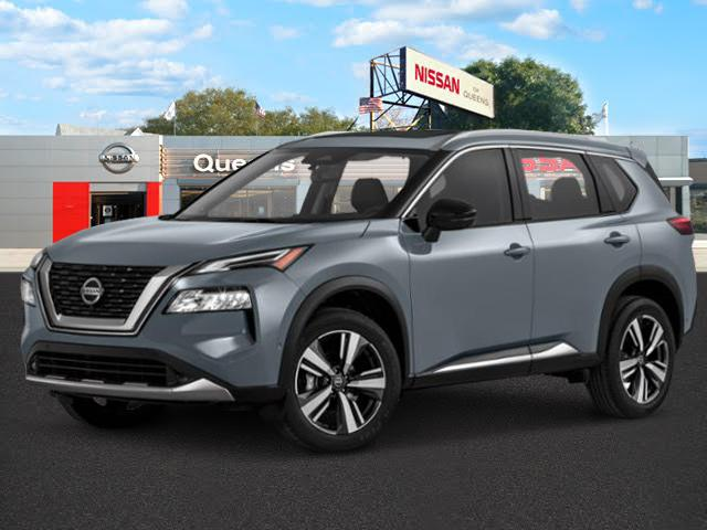 2021 Nissan Rogue SL [1]