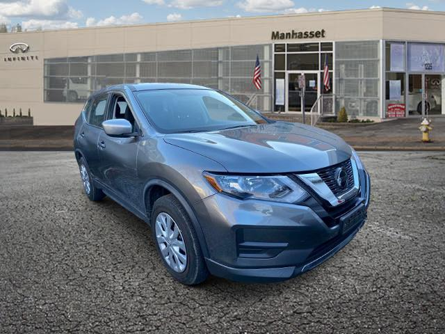 2018 Nissan Rogue S [2]