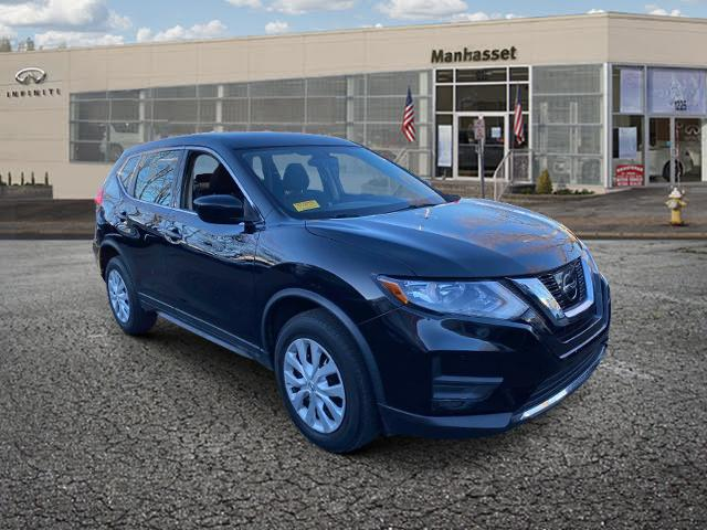 2017 Nissan Rogue S [3]