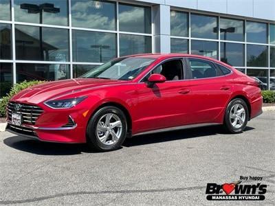 2021 Hyundai Sonata SE for sale in Manassas, VA