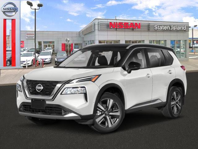 2021 Nissan Rogue Platinum [1]