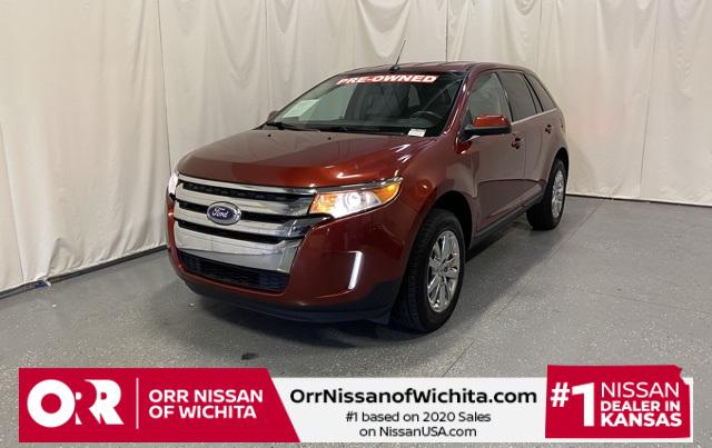 2014 Ford Edge Limited [4]