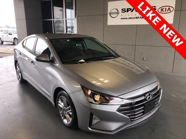 2020 Hyundai Elantra SEL [19]