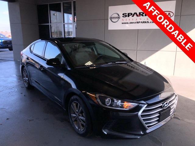 2018 Hyundai Elantra SEL [15]